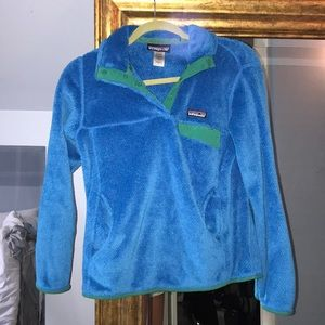 Patagonia pull over!